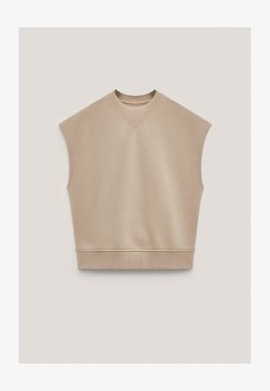 T-shirt basic - nude