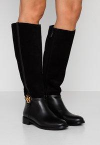 Tory Burch - MILLER BOOT - Stivali alti - perfect black - 0