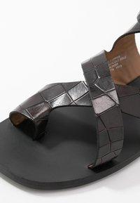 Kurt Geiger London - MIA - T-bar sandals - black - 2