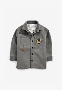 Next - Shirt - grey - 0