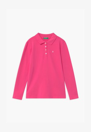 BASIC GIRL - Polo - pink