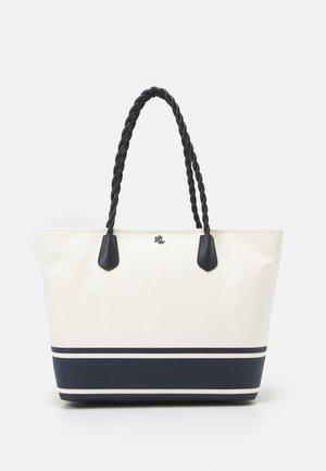 PRINTED - Tote bag - natural