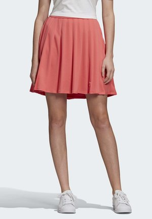 SKIRT - Pleated skirt - pink
