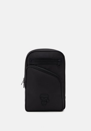 CROSSBODY BAG UNISEX - Across body bag - black