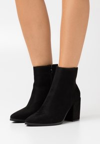 Rubi Shoes by Cotton On - AMINA HELLED - High heeled ankle boots - black - 0