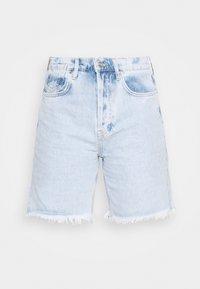 KENDALL + KYLIE - BERMUDA - Shorts di jeans - light wash - 5