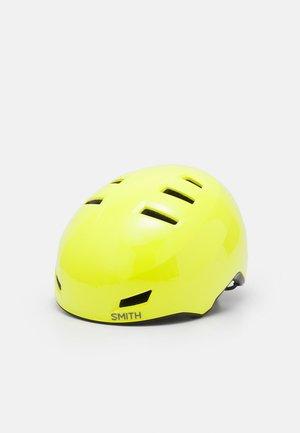 EXPRESS UNISEX - Kask - neon yellow