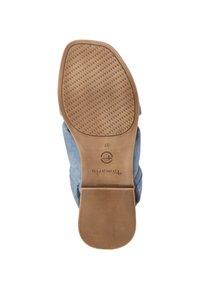 Tamaris - Sandals - blue - 3