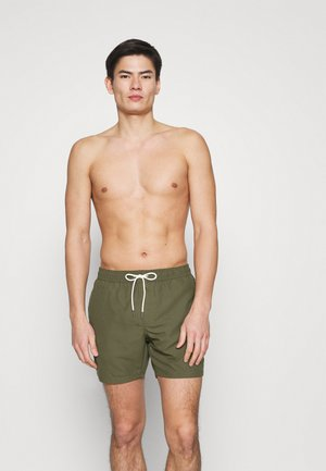 ENTRY SWIM - Swimming shorts - khaki
