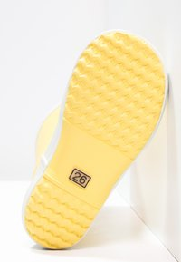 Aigle - LOLLY POP - Kalosze - jaune/blanc - 4
