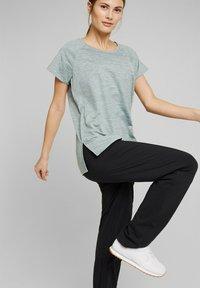 Esprit Sports - MIT E-DRY - Sports shirt - dusty green - 2