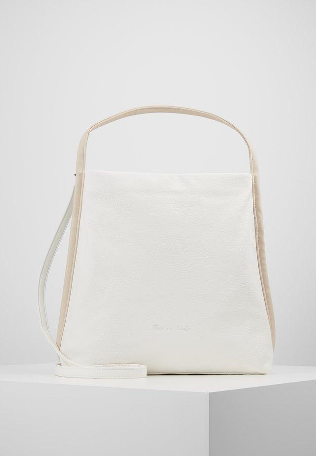 FADI - Käsilaukku - white