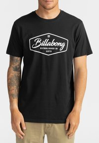 Billabong - TRADEMARK - Print T-shirt - black - 0