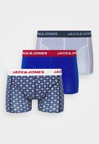 JACBLUE GEO TRUNKS 3 PACK - Pants - dress blues
