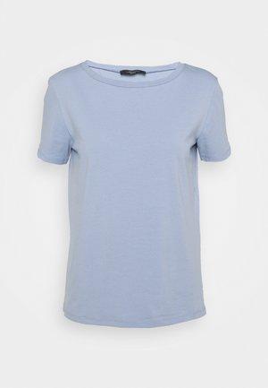 MULTIB - Jednoduché triko - light blue