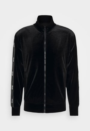 MAN LIGHT - Mikina na zip - nero