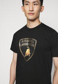 Lamborghini - T-shirt imprimé - black - 4