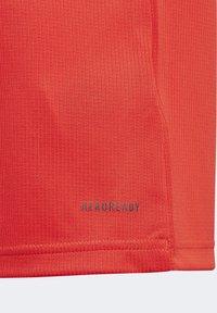adidas Performance - BENFICA LISBOA HOME JERSEY - Fanartikel - red - 6