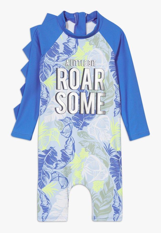 ROAR-SOME SUNSAFE ALL IN ONE - Costume da bagno - blue