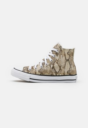 CHUCK TAYLOR ALL STAR UNISEX - Höga sneakers - egret/multicolor/white