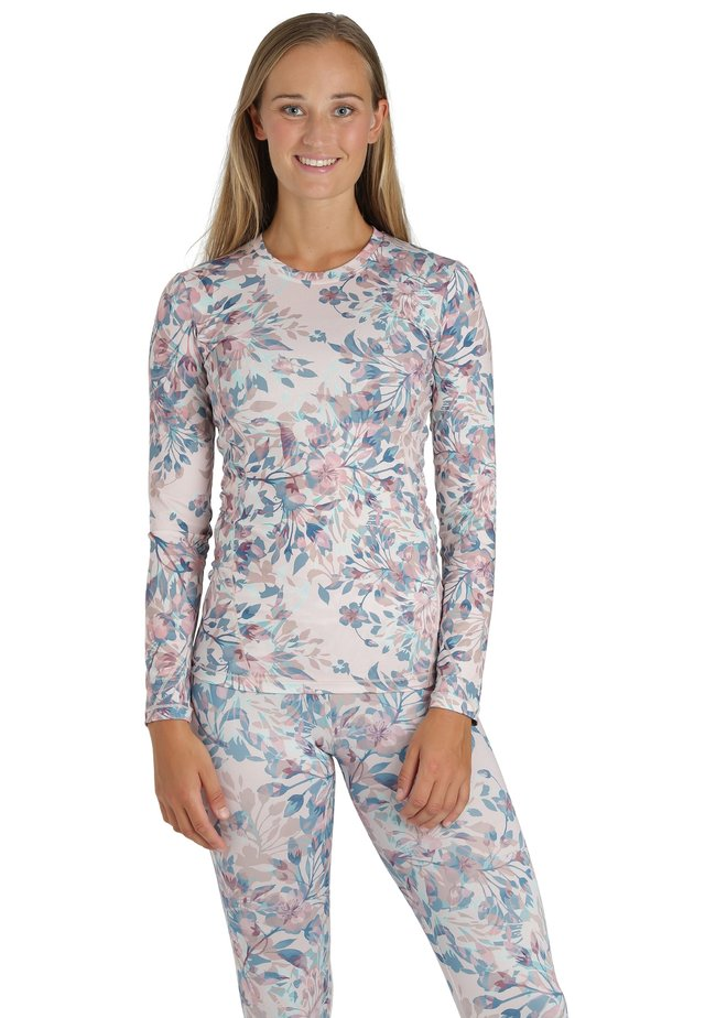 FORGET-ME-NOT - Long sleeved top - white