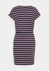 Vero Moda - VMAPRIL SHORT DRESS - Jersey dress - navy blazer - 1