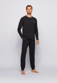 BOSS - MATCH - Pyjama top - black - 1