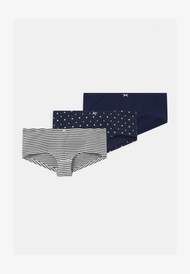 3 PACK - Slip - nordic blue