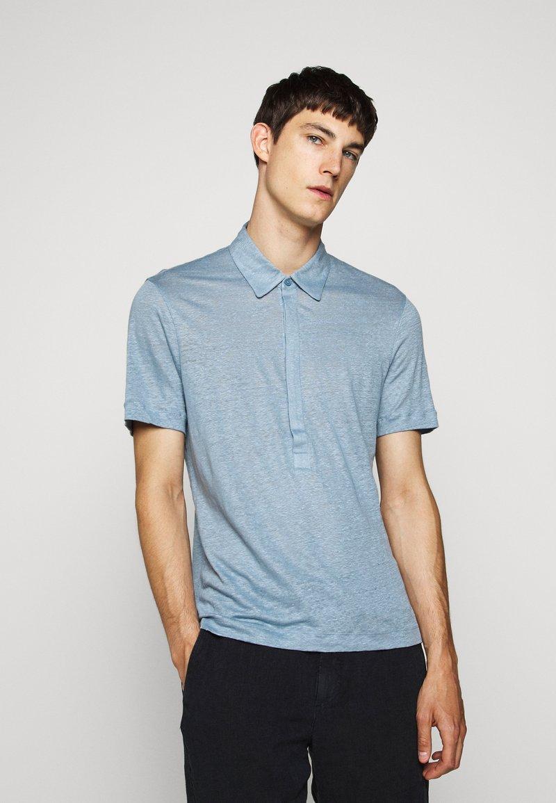 Club Monaco - POPOVER - Polo shirt - light blue