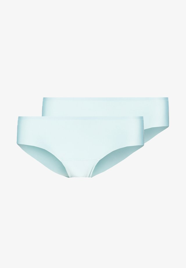 DREAM INVISIBLES HIPSTER 2 PACK - Slip - mint