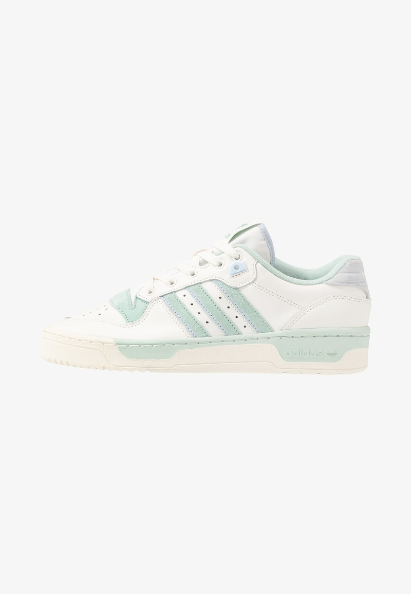 adidas Originals - RIVALRY - Sneakers laag - cloud white/offwhite/light blue