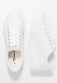 Tamaris - Tenisky - white - 3