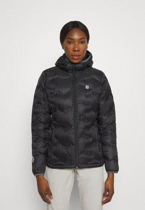 ALINA JACKET - Down jacket - black