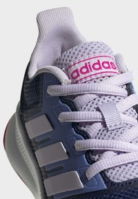 adidas Performance - RUNFALCON SHOES - Neutral running shoes - blue - 6