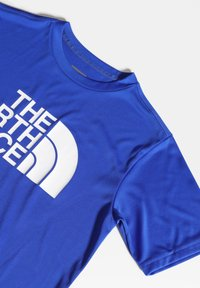 The North Face - B S/S REAXION 2.0 TEE - T-shirt print - tnf blue/tnf white - 2