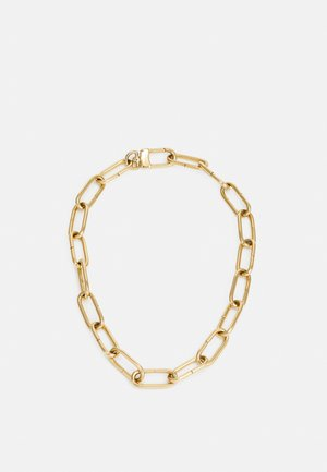 FIXER UNISEX - Necklace - gold-coloured