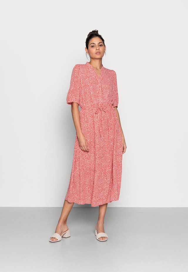 CLOVER 2/4 DRESS - Robe d'été - faded rose