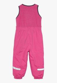 LEGO Wear - LWPUELO - Snowsuit - dark pink - 1
