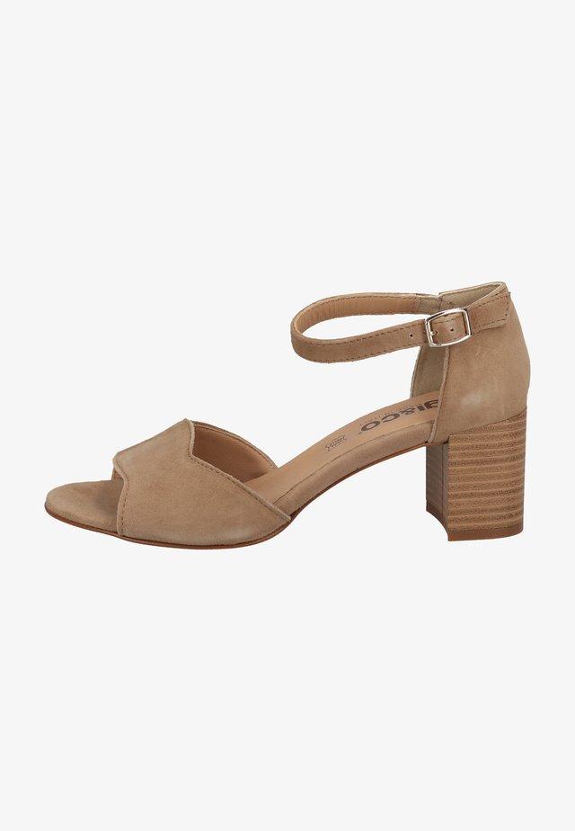 Sandales - beige scuro