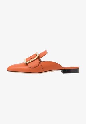 JANESSE - Sandaler - mandarin
