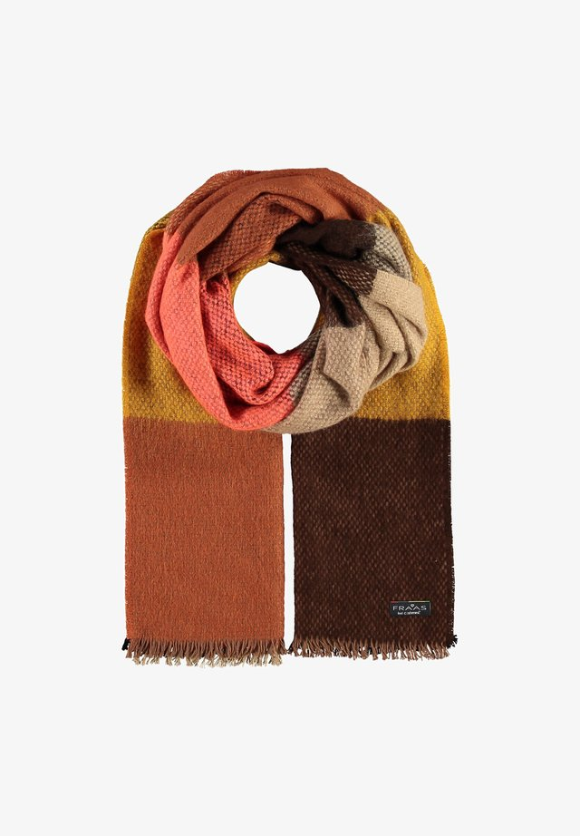 Scarf - gold