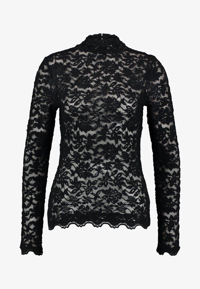 Black Blouse  Rosemunde  Bluser - Dameklær er billig
