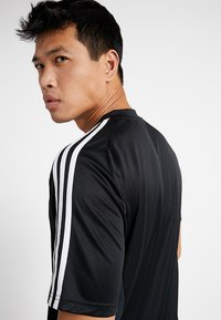 adidas Performance - JUVENTUS TURIN TR JSY - Club wear - black/dark grey - 3
