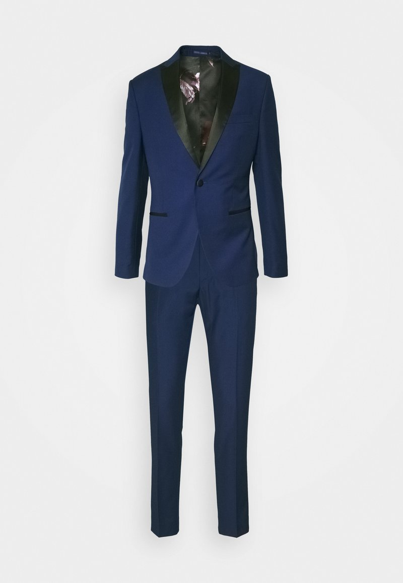 Isaac Dewhirst - FASHION SUIT - Completo - blue