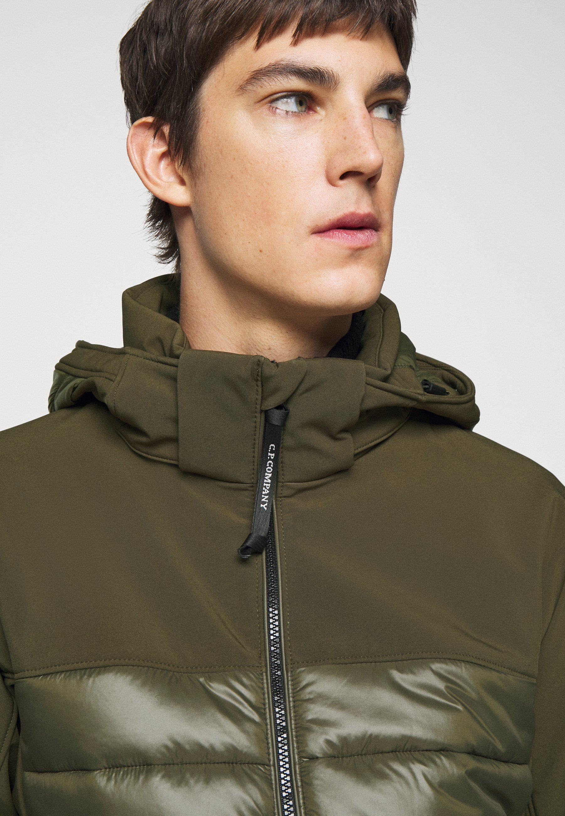 C.p. Company Outerwear Medium Jacket - Übergangsjacke Ivy Green