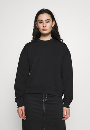 KELSEY CREW NECK - Sweatshirt - black