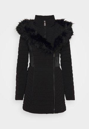 NEW OXANA JACKET - Zimní kabát - jet black