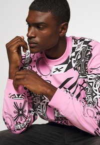 Jaded London - COLLAGE  - Sweatshirt - pink - 3