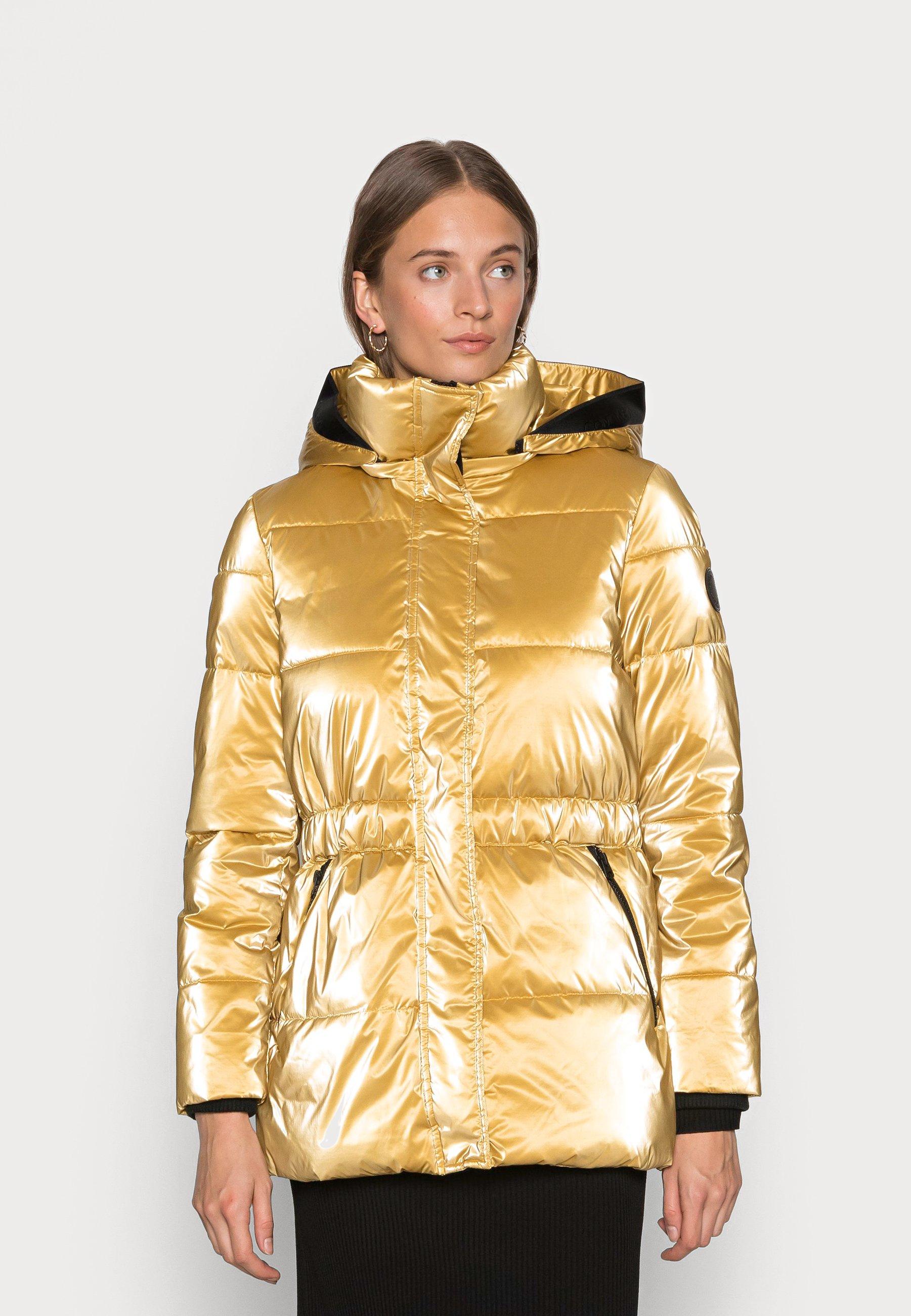 Femme METALLIC SORONA WAISTED JACKET - Veste d'hiver