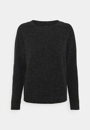 VMDOFFY O NECK  - Pullover - black